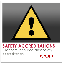 See CemAir's Safety Accreditations